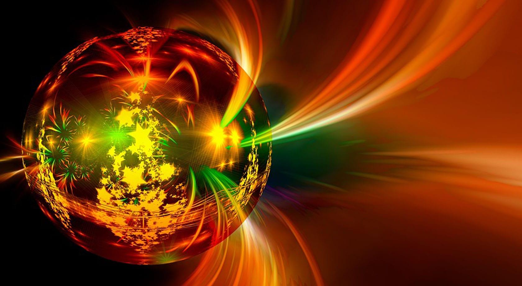 Обломки Большого Адронного Коллайдера