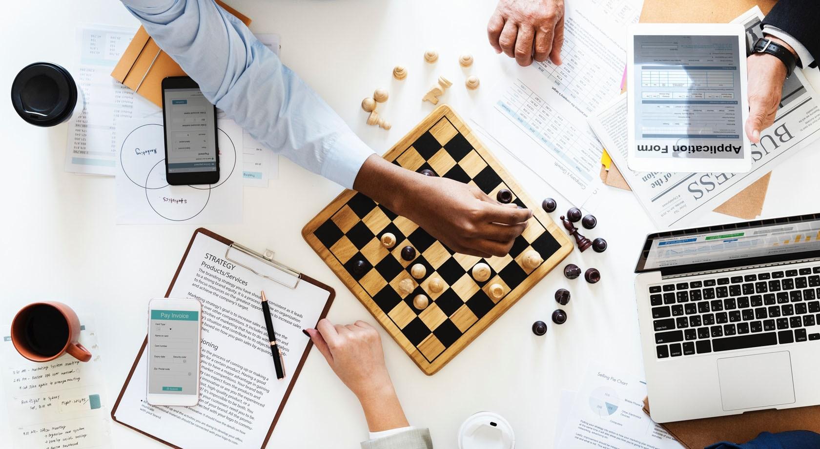 Нужна ли стратегия во время кризиса